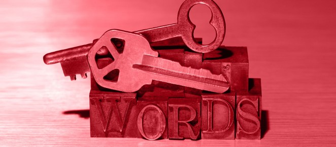 key-words-red