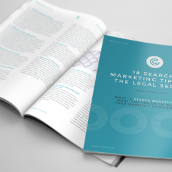 18 marketing tips for the legal sector search marketing ebook