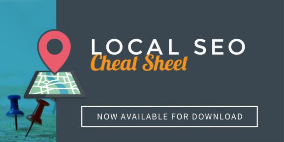 Local SEO Cheat Sheet Download