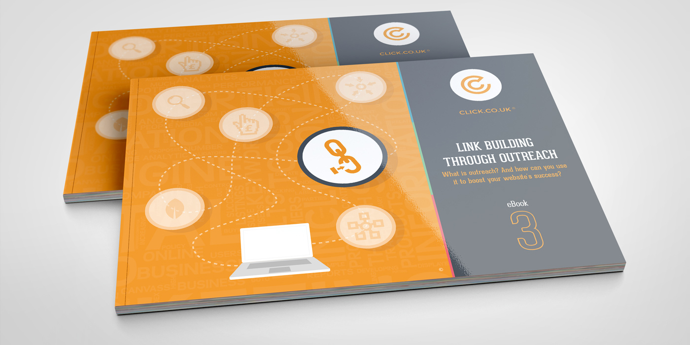 Link Building through outreach ebook