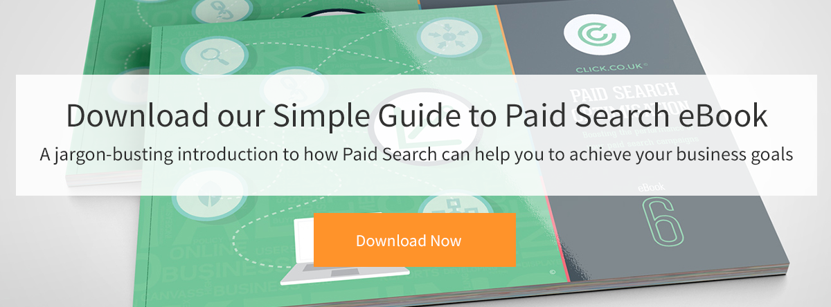 Simple Guide to Paid Search ebook