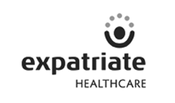 expatriate healthcare logo